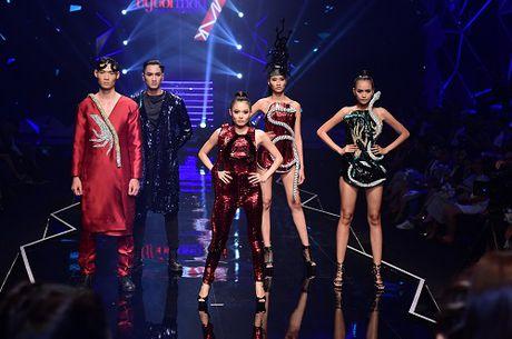 BGK khong boc phat chon quan quan Next Top Model - Anh 8