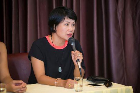 Nguyen Thi Loan: 'Khong buon vi bi noi nghien thi hoa hau' - Anh 3