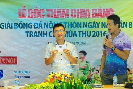 16 doi tham du Giai bong da NTNN lan thu 8, tranh Cup Mua thu 2016 - Anh 3