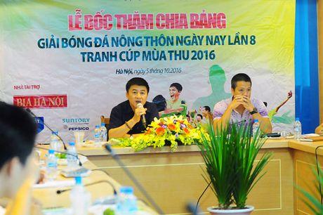 16 doi tham du Giai bong da NTNN lan thu 8, tranh Cup Mua thu 2016 - Anh 4