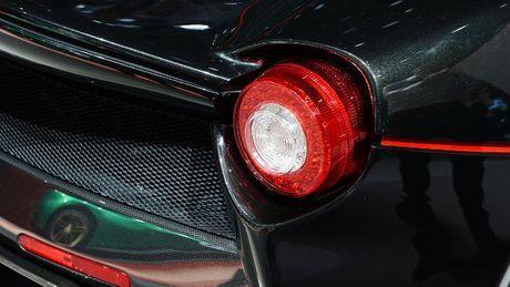 Sieu xe Ferrari LaFerrari Aperta gia 58,4 ty dong chay hang - Anh 7