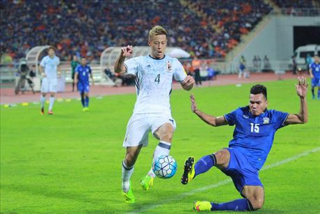 Vong loai World Cup 2018 khu vuc chau A: Thai Lan nhiem vu phai thang - Anh 1