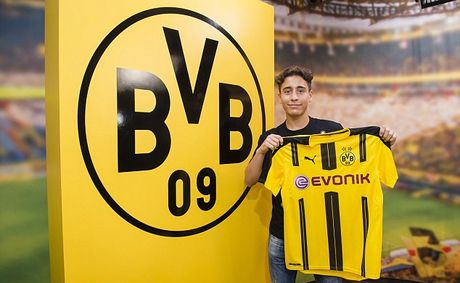 Ran nut o Dortmund co the dua Tuchel den Anh - Anh 3