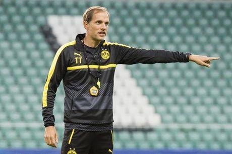 Ran nut o Dortmund co the dua Tuchel den Anh - Anh 4