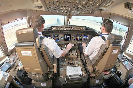 'Mo' dong may bay cua Vietnam Airlines bi chim troi lam hong - Anh 13