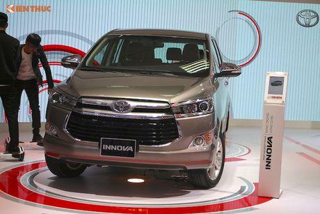 'Soi' 6 mau xe moi cua Toyota Viet Nam tai VMS 2016 - Anh 4