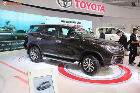 'Soi' 6 mau xe moi cua Toyota Viet Nam tai VMS 2016 - Anh 5