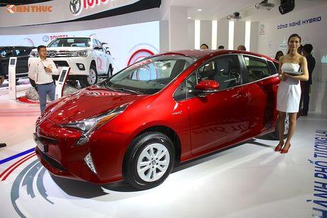 'Soi' 6 mau xe moi cua Toyota Viet Nam tai VMS 2016 - Anh 8