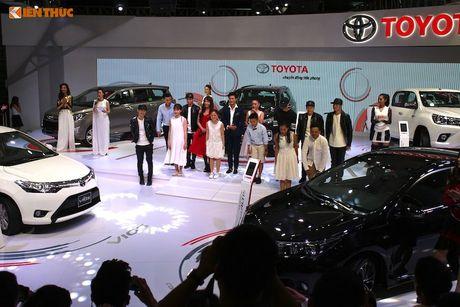 'Soi' 6 mau xe moi cua Toyota Viet Nam tai VMS 2016 - Anh 9