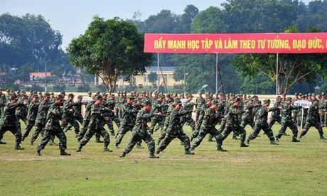 Ran roi nhung buoc chan chien si Cong binh Viet Nam - Anh 1