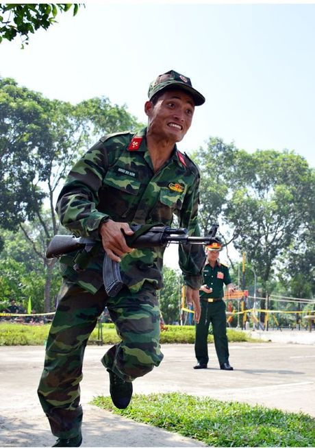 Ran roi nhung buoc chan chien si Cong binh Viet Nam - Anh 3