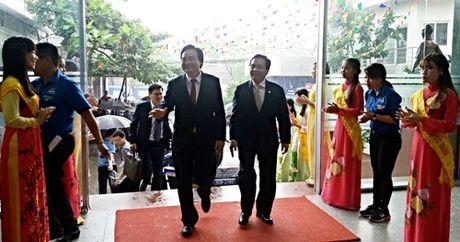 Huong di rieng voi muc tieu lay chat luong dao tao lam thuong hieu - Anh 1