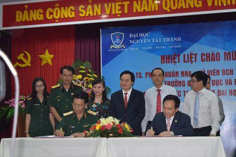 Huong di rieng voi muc tieu lay chat luong dao tao lam thuong hieu - Anh 3