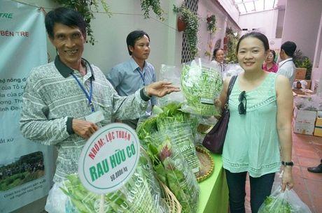 Suc hut cua nong san sach - Anh 1