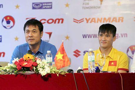 Cong Vinh: 'HLV Huu Thang se tung ra cau thu tot nhat dau voi Trieu Tien' - Anh 2