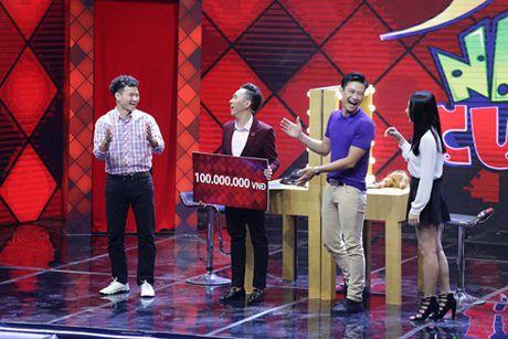 Nha Cuoi: NSUT Hoai Linh ngoi ghe truot pha dam dien vien tre - Anh 1