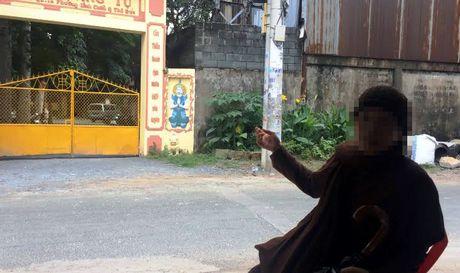 Nhan chung ke lai phut chung kien vu truy sat o chua Buu Quang - Anh 2