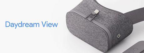 Google gioi thieu thiet bi deo Daydream View VR: van can smartphone, chat lieu vai, $79 - Anh 1