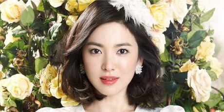 Song Hye Kyo dan dau Top 10 Nu than lang giai tri chau A - Anh 1