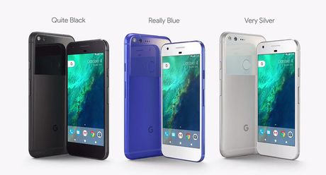 Google Pixel va Pixel XL dep lung linh trong bo anh chinh thuc - Anh 1
