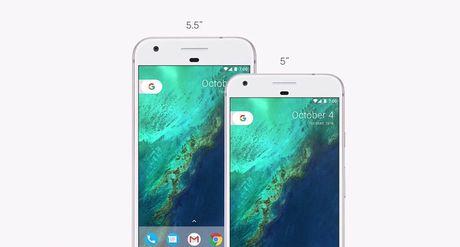 Google Pixel va Pixel XL dep lung linh trong bo anh chinh thuc - Anh 3