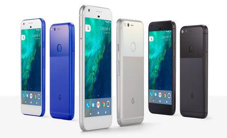 Google Pixel va Pixel XL dep lung linh trong bo anh chinh thuc - Anh 4