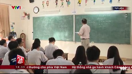 TP.HCM tiep tuc tim huong di cho day them, hoc them - Anh 1