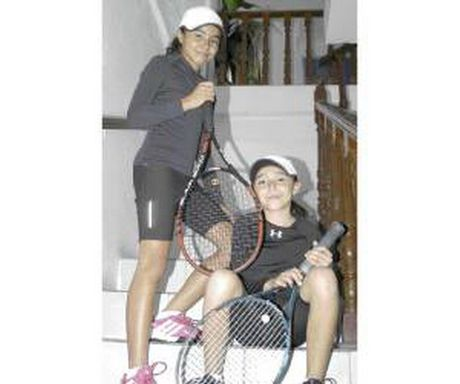 "Tay vot 13 tuoi ""lach luat"" vao vong chinh giai ITF Mexico - Anh 2"