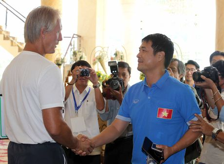 HLV, doi truong Trieu Tien va nhung hieu biet ve DT Viet Nam - Anh 1
