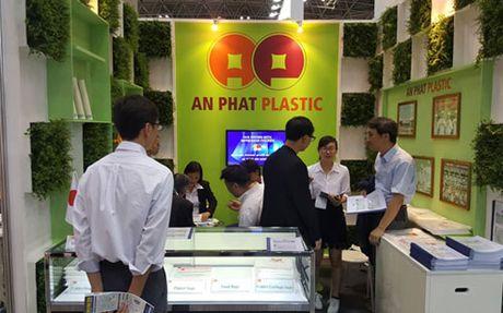 An Phat Plastic tham gia hoi cho Tokyo Pack 2016 tai Nhat Ban - Anh 1