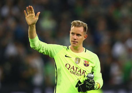 Barca: Messi cham bong it hon ca thu mon - Anh 1