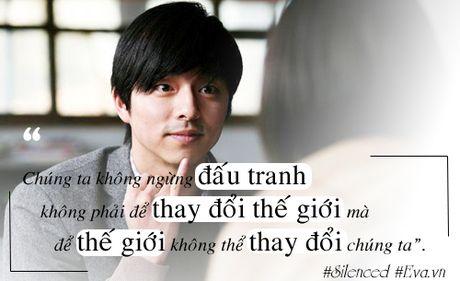 """Gong Yoo: Chang """"Hoang tu ca phe"""" tro thanh nguoi dan ong van nguoi me - Anh 3"""