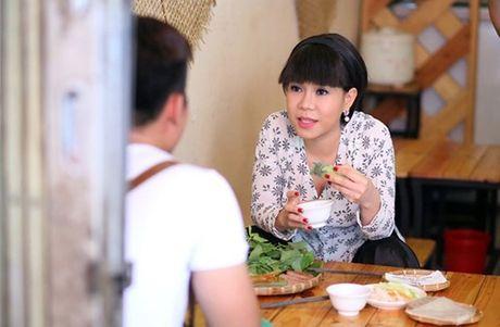 Bi to noi 'dieu' trong chuong trinh am thuc, Viet Huong buc xuc dap tra - Anh 3