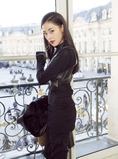 Dien mot ky di, Pham Bang Bang tu hoi dan my nhan o Paris - Anh 6