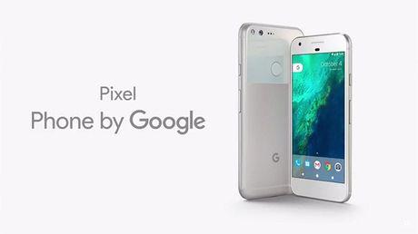 Google Pixel ra mat, chu trong su hoan thien - Anh 1
