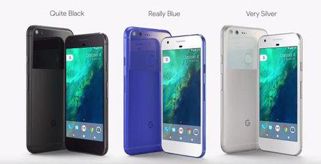 Google Pixel ra mat, chu trong su hoan thien - Anh 4