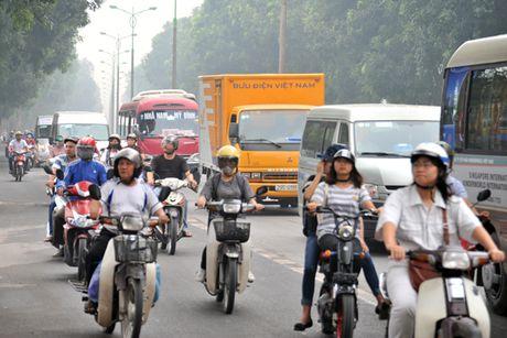 Khoi cong du an mo rong duong Vanh dai 3 doan Mai Dich – cau Thang Long - Anh 3