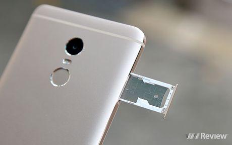 Danh gia Xiaomi Redmi Note 4: nhieu cai thien so voi doi cu - Anh 7