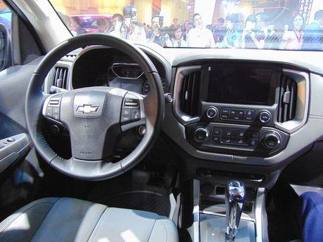 Chevrolet Colorado ra mat cung luc 5 phien ban, gia tu 619 trieu dong - Anh 3