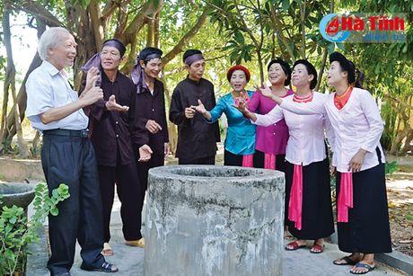 Nong thon moi Ha Tinh: Xom dep, lang vui, nguoi doi moi - Anh 9