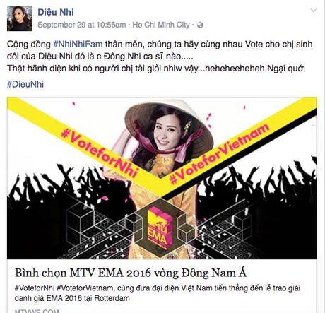 My Tam, Ha Ho keu goi binh chon cho Dong Nhi tai giai thuong MTV chau Au - Anh 7