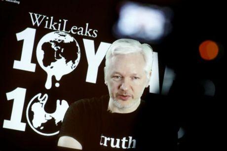 WikiLeaks doa cong bo 1 trieu tai lieu mat truoc cuoc bau cu My - Anh 1