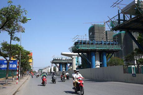 Goi thau so 8 Du an Duong sat do thi, doan Nhon - Ga Ha Noi: Nha thau Phap trung voi gia giam tren 33% - Anh 1