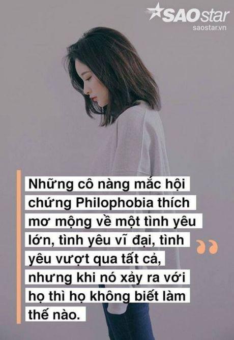 Philophobia - Hoi chung so yeu thuong - Anh 1