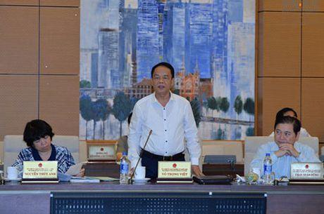 Uy ban Thuong vu Quoc hoi: Nang cao hieu qua giai quyet khieu nai to cao cua cong dan - Anh 1