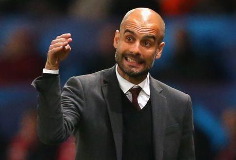 Thua Tottenham, Guardiola 'thiet quan luat' va cam cau thu Man City 'len mang chem gio' - Anh 1