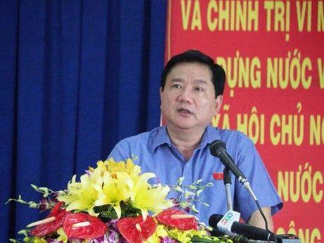Bi thu Dinh La Thang: Vu Trinh Xuan Thanh se xu dung nguoi, dung toi - Anh 2