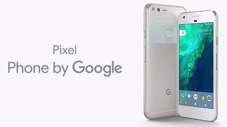Google thay the nhan hieu dien thoai Nexus bang Pixel - Anh 1