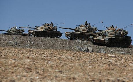 Iraq canh bao 'chien tranh khu vuc' neu Tho Nhi Ky khong rut quan - Anh 1