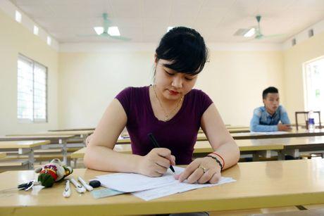 Bo Giao duc khong dong y cho TP.HCM to chuc thi rieng - Anh 1